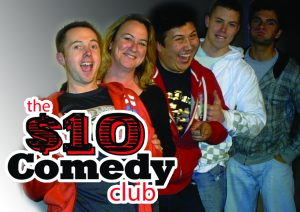 Stand Up Comedy Live in Sydney